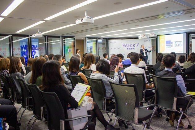 Yahoo X NW iMedia seminar