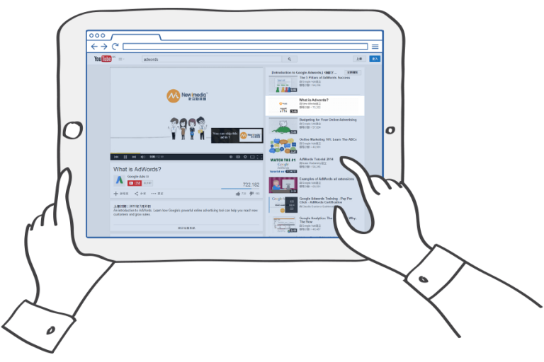 iMedia YouTube Ad 1