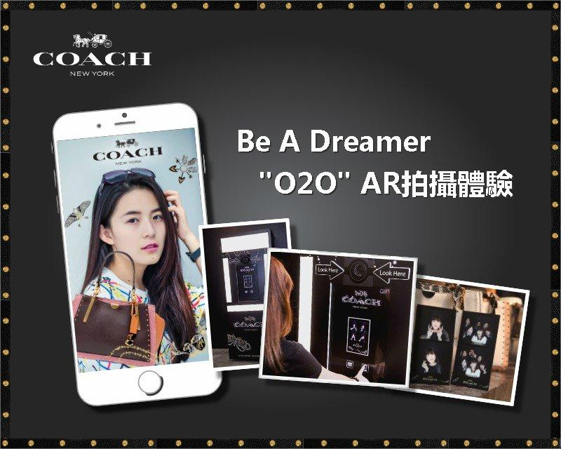 Coach O2O AR Campaign
