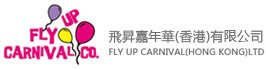 Fly Up Carnival Logo