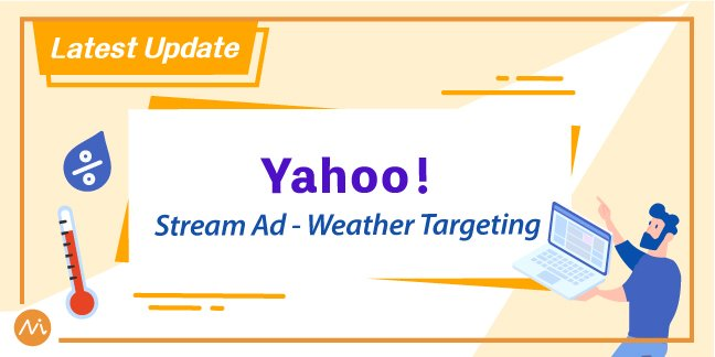 yahoo stream ad weather targeting