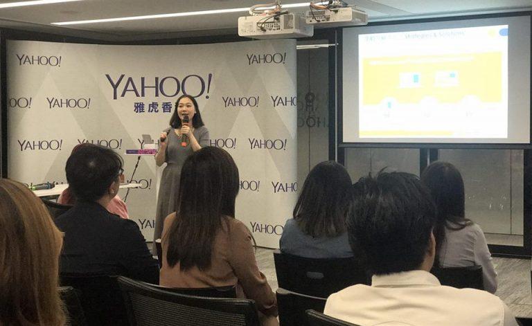 New iMedia x Yahoo Seminar 2