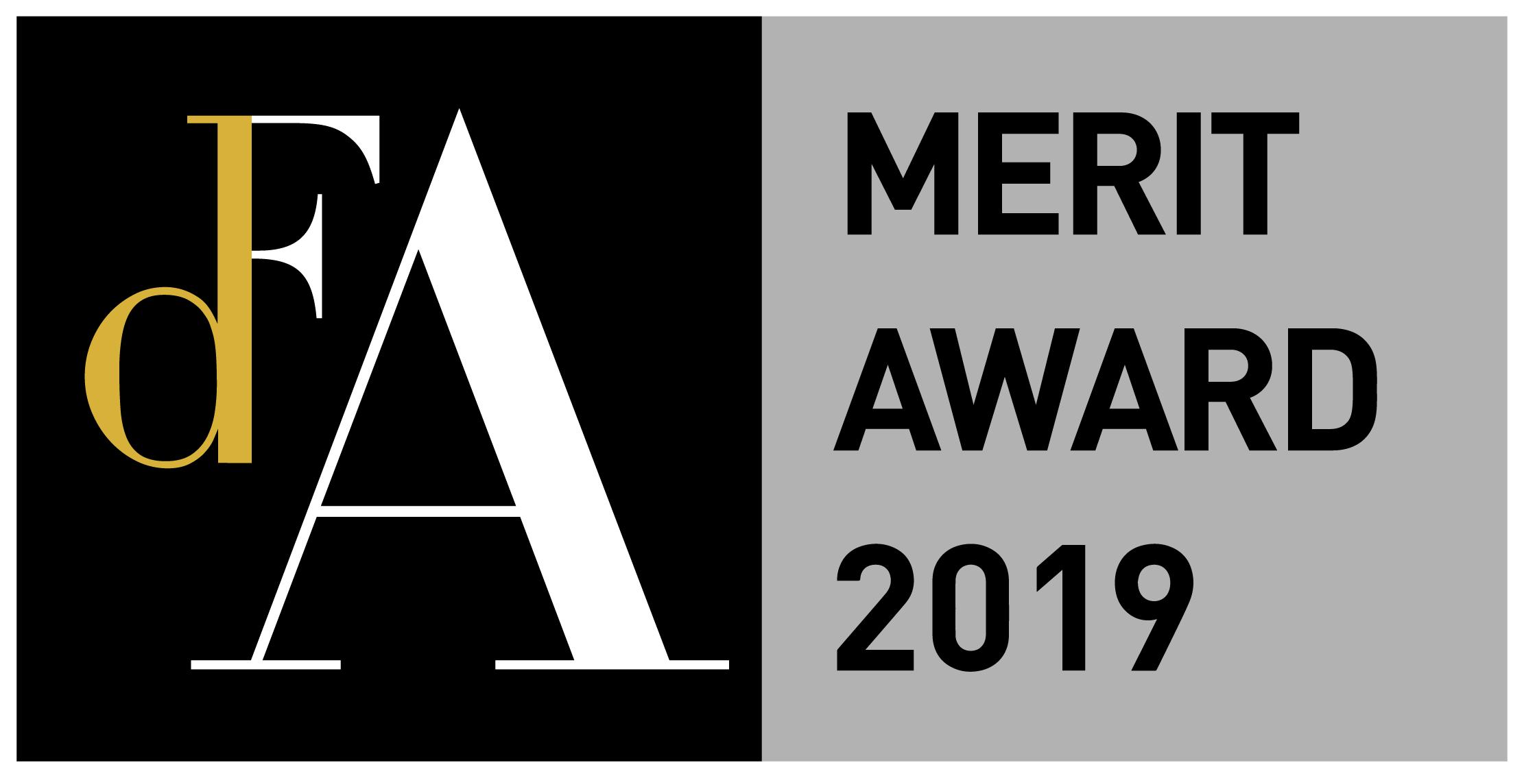 DFA Design for Asia Awards 2019 - Merit Award