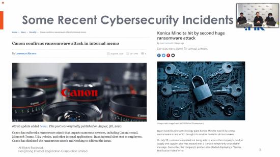 Security Advices
