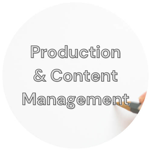Production and Content Management Package
