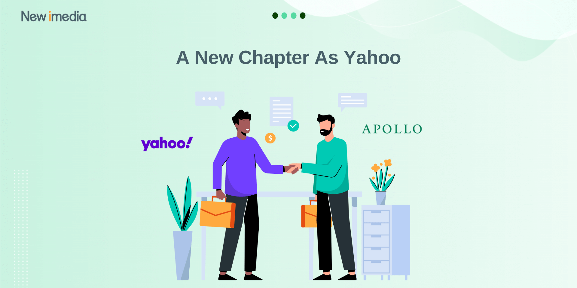 A New Chapter As Yahoo